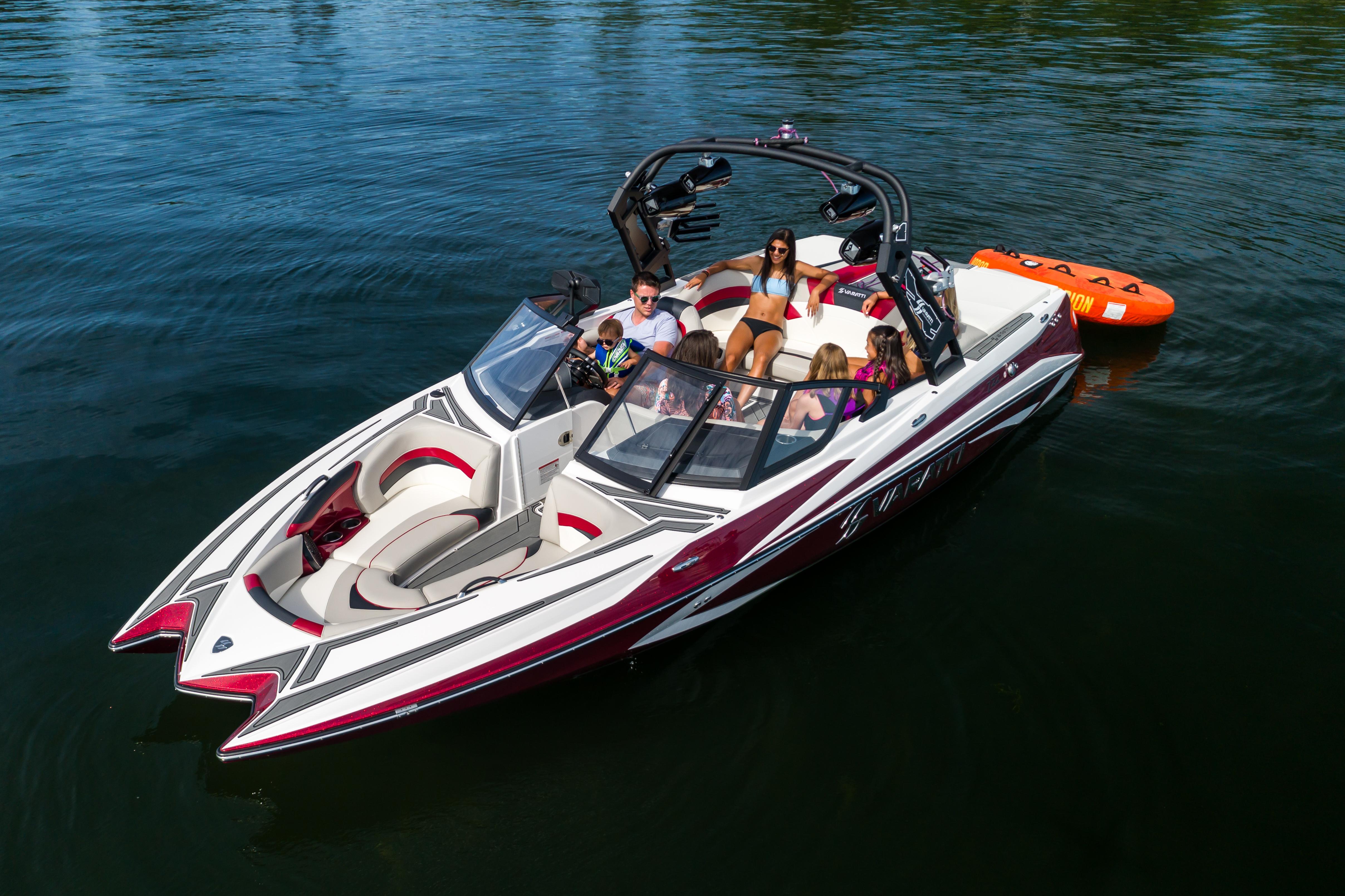 Varatti Z22 Tow Boat 2019 Stock 000902 Lepier