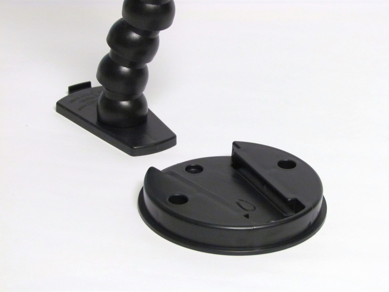 Multi Flex Rod Holder W Quick Disc Wall Mount Lepier