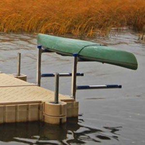 Kayak polydock accessories