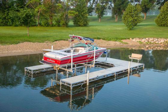 dock-boat-lift-ushape