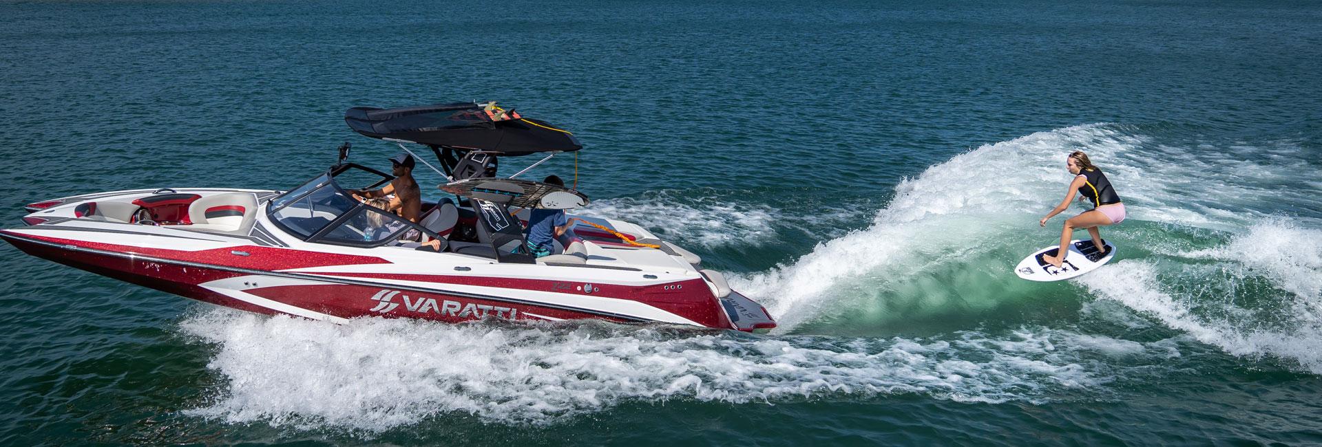Varatti Tow Boats