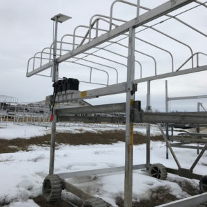 used boat lift in Bemidji